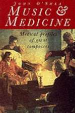 Music and Medicine: Medical Profiles of Great Composers