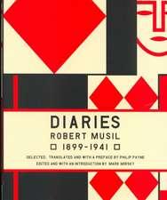 Musil Diaries