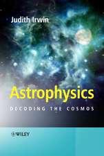 Astrophysics: Decoding the Cosmos