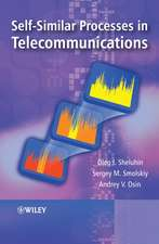 Self–Similar Processes in Telecommunications