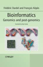 Bioinformatics: Genomics and Post–Genomics