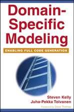 Domain–Specific Modeling: Enabling Full Code Generation