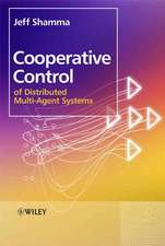 Cooperative Control of Distributed Multi–Agent Systems