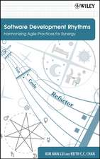 Software Development Rhythms: Harmonizing Agile Practices for Synergy