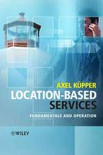 Location–Based Services: Fundamentals and Operation