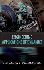 Engineering Applications of Dynamics