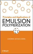 Principles and Applications of Emulsion Polymerization