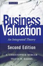 Business Valuation: An Integrated Theory