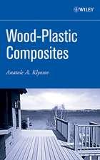 Wood–Plastic Composites