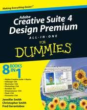 Adobe Creative Suite 4 Design Premium All–in–One For Dummies