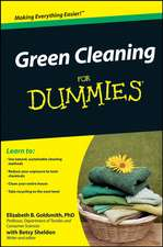 Green Cleaning for Dummies:  Hydraulics, Distribution and Treatment