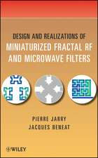 Design and Realizations of Miniaturized Fractal Microwave and RF Filters