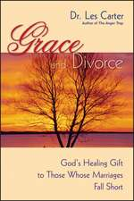 Grace and Divorce: God′s Healing Gift to Those Whose Marriages Fall Short