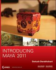 Introducing Maya 2011 [With CDROM]:  A Tool for Learning and Assessment in College