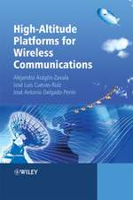 High–Altitude Platforms for Wireless Communications