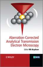 Aberration–Corrected Analytical Transmission Electron Microscopy