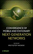Convergence of Mobile and Stationary Next–Generation Networks