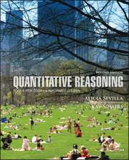 Quantitative Reasoning: Tools for Today′s Informed Citizen