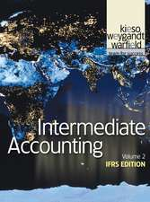 Intermediate Accounting, Volume 2: IFRS Edition