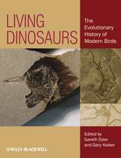 Living Dinosaurs: The Evolutionary History of Modern Birds