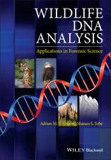 Wildlife DNA Analysis: Applications in Forensic Science