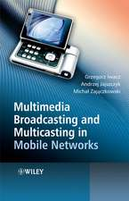 Multimedia Broadcasting and Multicasting in Mobile Networks