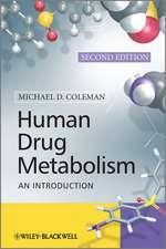 Human Drug Metabolism: An Introduction