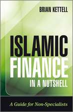 Islamic Finance in a Nutshell: A Guide for Non–Specialists