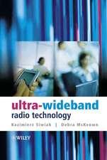 Ultra–wideband Radio Technology