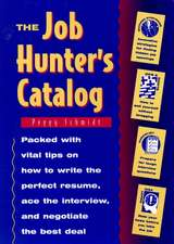 The Job Hunter's Catalog:  Text and Cases