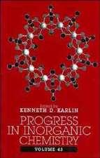 Progress in Inorganic Chemistry, Volume 43