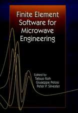 Finite Element Software for Microwave Engineering