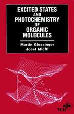 Excited States and Photo–Chemistry of Organic Molecules