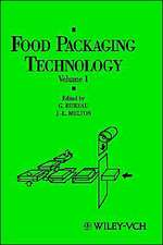 Food Packaging Technology, Volume 1