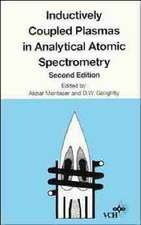 Inductively Coupled Plasmas in Analytical Atomic Spectrometry