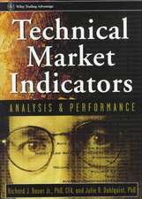 Technical Markets Indicators: Analysis & Performance