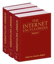 The Internet Encyclopedia: 3 Volume Set