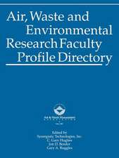 Air, Waste and Environmental Research Faculty Profile Directory