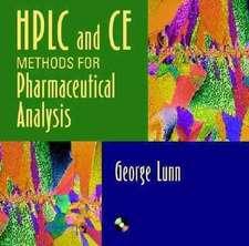 HPLC Methods for Pharmaceutical Analysis: HPLC and CE Methods for Pharmaceutical Analysis CD