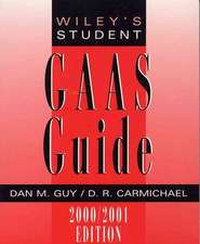 Wiley′s Student GAAS Guide
