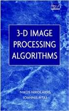3–D Image Processing Algorithms