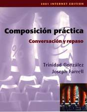 Composición práctica, Conversación y repaso