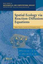 Spatial Ecology via Reaction–Diffusion Equations