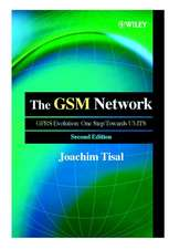 The GSM Network: GPRS Evolution: One Step Towards UMTS