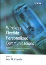 Wireless Flexible Personalised Communications