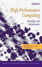 High–Performance Computing: Paradigm and Infrastructure