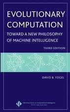 Evolutionary Computation: Toward a New Philosophy of Machine Intelligence