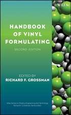 Handbook of Vinyl Formulating