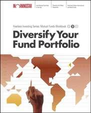 Diversify Your Mutual Fund Portfolio: Morningstar Mutual Fund Investing Workbook, Level 2