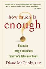How Much Is Enough? Balancing Today′s Needs with Tomorrow′s Retirement Goals